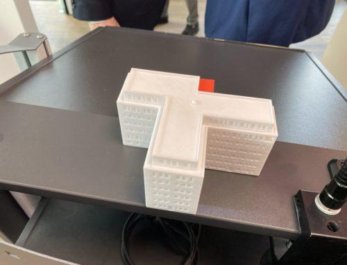 3-D-Modell: Ein Blick in die Zukunft