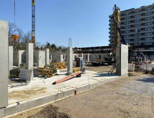Trotz Corona: Neubau bleibt im Zeitplan